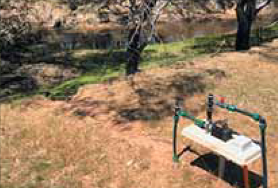 Solar Pump System Provides Remote Water Supply
