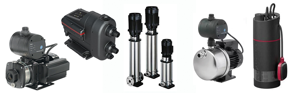 Grundfos Pump Systems