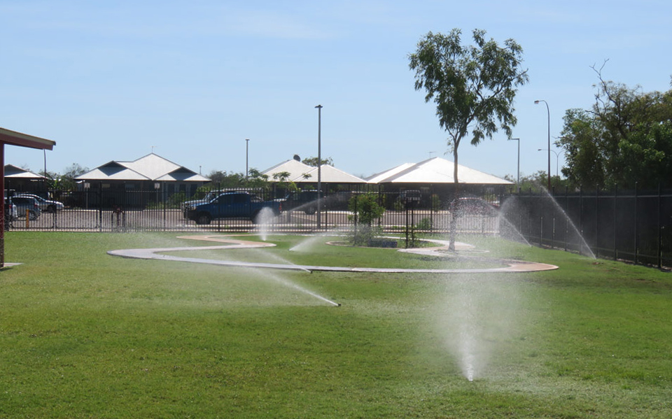 Broom North Primary School Irrigation Project
