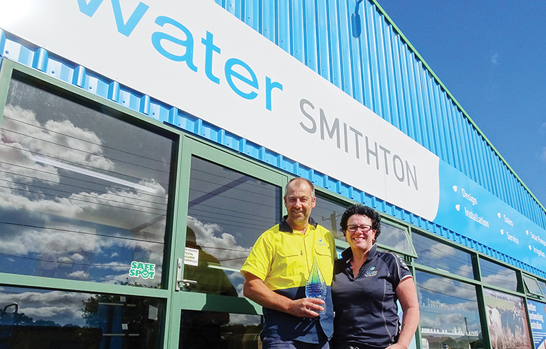 Think Water Franchise of the year 2019 winners
