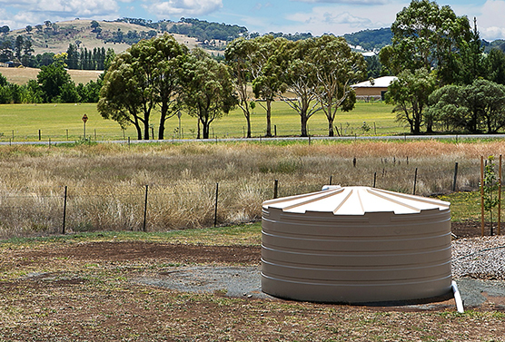 Poly Water Tanks by Bushman's Tanks
