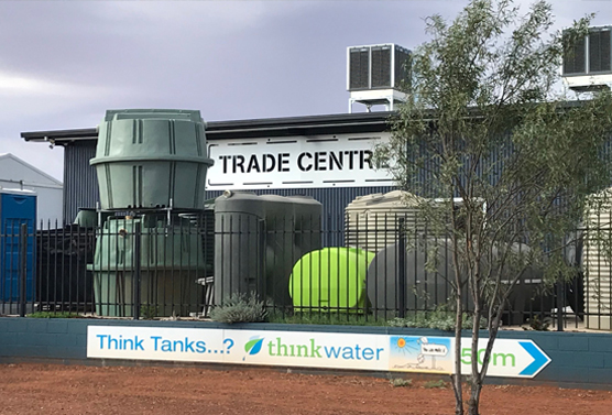 Introducing Think Water Trade Centre