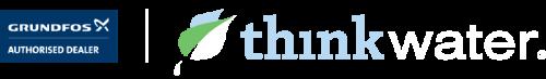 Grundfos & Think Water Logo